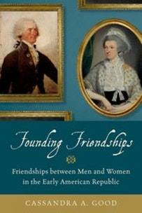 Founding Friendships book cover
