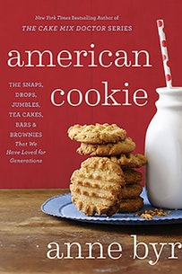 American Cookie: The Snaps, Drops, Jumbles, Tea Cakes, Bars & Brownies That We Have Loved For Generations book cover