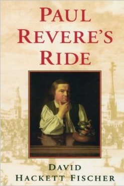 Paul Revere's Ride book cover
