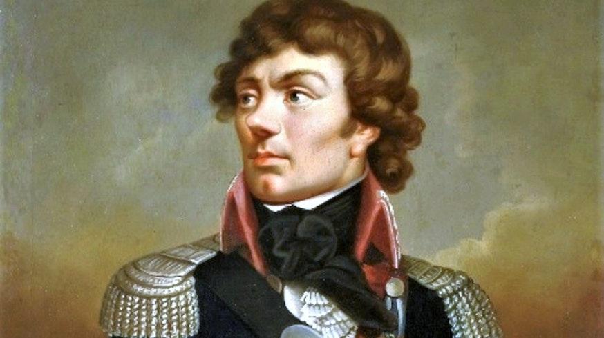 Portrait of Thaddeus Kosciuszko