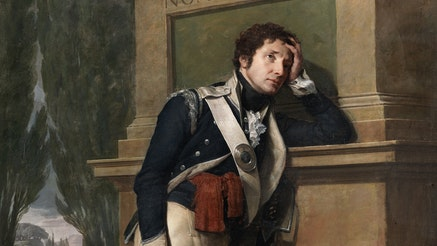 Image 090920 16x9 Mourning Portrait Cost Revolution Richard St George National Gallery Ireland