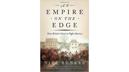 An Empire On The Edge by Nick Bunker