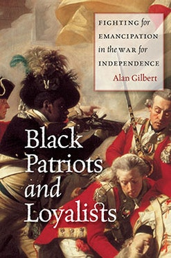 Black Patriots and Loyalists Book Cover