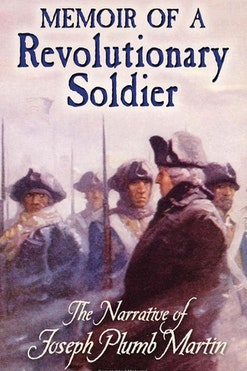 Memoir Of A Revolutionary Soldier book cover