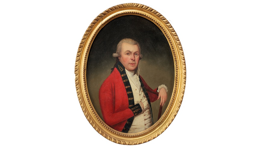 Portrait of Thomas McDonogh