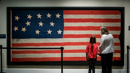 Flag Exhibit  Credit Moar 1