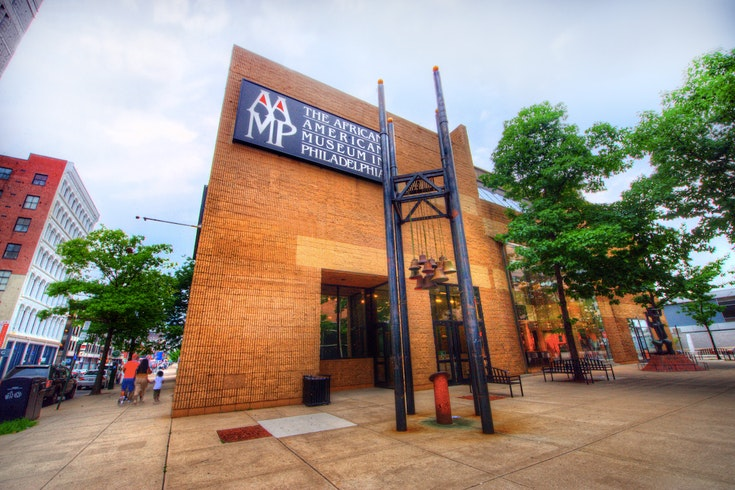 African American Museum via Visit Philly M Kennedy