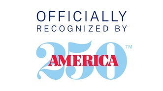 America250 official recognition logo