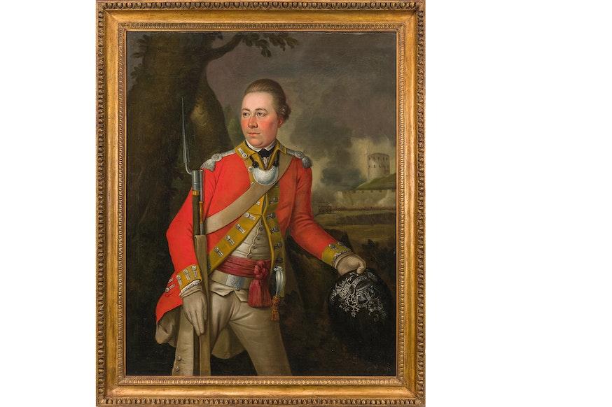 Image 120220 16x9 Collections Portrait Of Captain William Crosbie