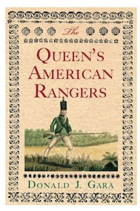 The Queen's American Rangers Book Cover