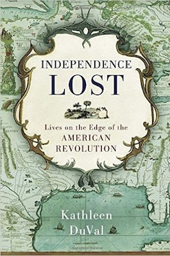 Independence Lost Book Cover