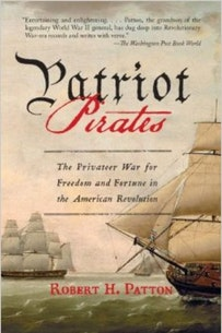 Patriot Pirates Book Cover