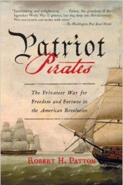 Patriot Pirates Book Cover