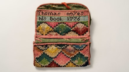 Thomas Noyes's Pocketbook