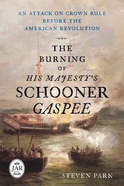 The Burning Of His Majesty's Schooner Gaspee Book Cover