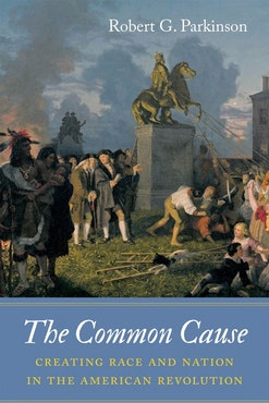 The Common Cause Book Cover