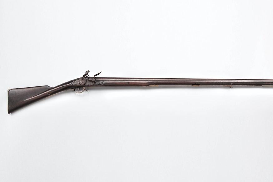 Musket Made by Thomas Palmer